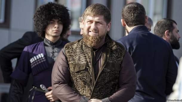 Кадыров объявил, что любит племянника больше собственных детей