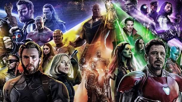 """""""Мстители: Война бесконечности"""": видео"""