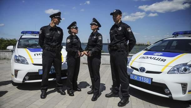 В Украине начнется набор в патрульную полицию Крыма