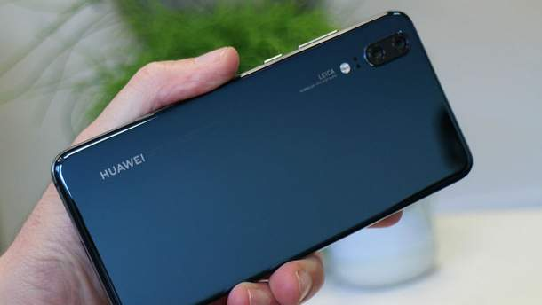 Huawei P20 Pro назвали найкращим смартфоном для фотографій