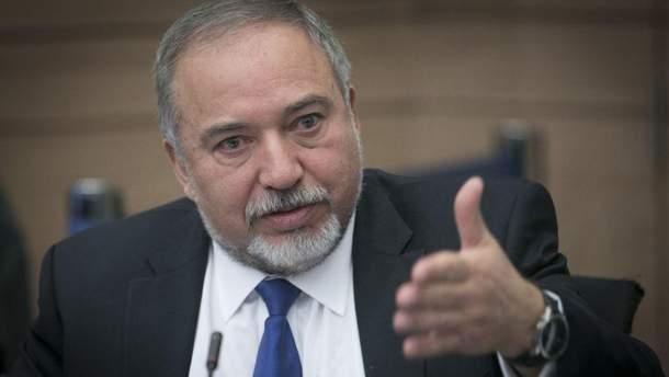 Міністр оборони Ізраїлю різко застеріг Росію від атак по силах його країни в Сирії