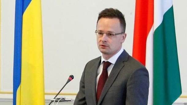 В Венгрии заговорили о новом конфликте с Украиной