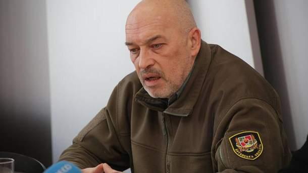 Тука прокомментировал инициативу лишать крымчан гражданства Украины