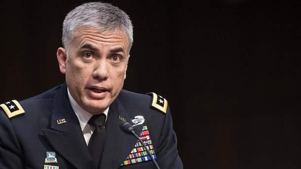Сенат США утвердил генерала Накасоне напост руководителя АНБ