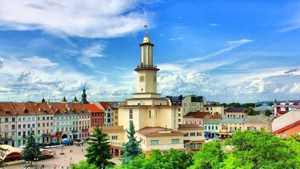 Западноукраинский город получил высшую награду ПАСЕ