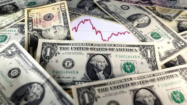 Наличный курс валют 25 апреля в Украине
