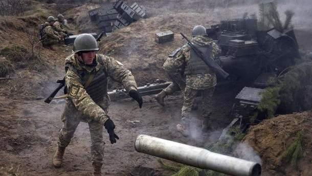 Оккупанты снова сорвали процесс разведения войск у Станицы Луганской