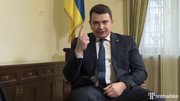 ВКиеве работник СБУ схвачен поподозрению вполучении $50 тыс. взятки