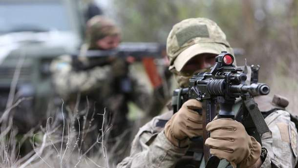 Пророссийские боевики обстреляли Водяное: мина попала в дом пенсионеров