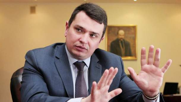"""Сытник прокомментировал """"пленки Онищенко"""""""