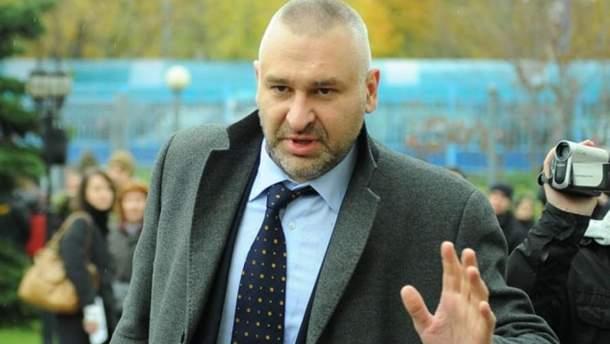 У Кремлі відхрестилися від причетності до позбавлення Фейгіна статусу адвоката