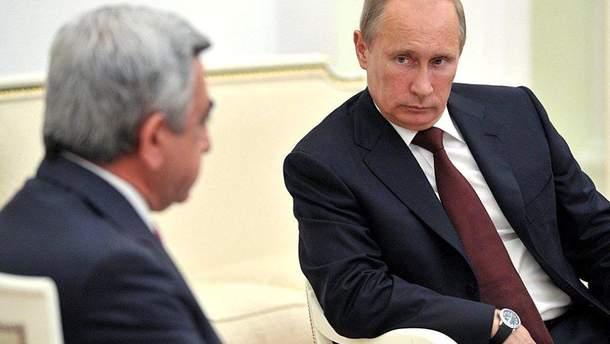 Відставка Саргсяна із поста прем'єр-міністра Вірменії – недобрий знак для Путіна