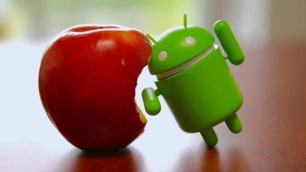 Apple назвала 2 причини чому варто перейти з Android на iPhone