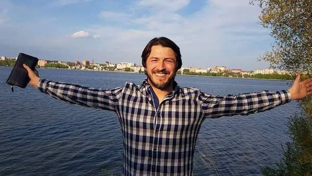 Сергій Притула в Тернополі