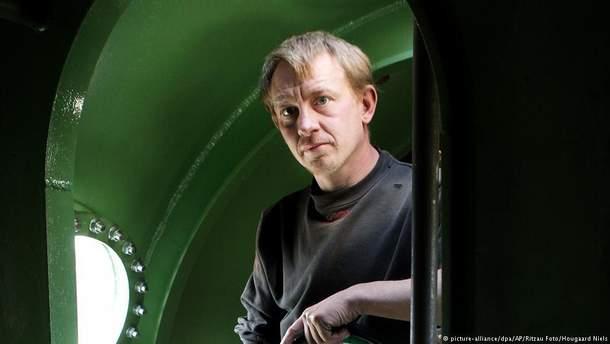 Убийство шведской журналистки на субмарине: изобретателя приговорили к пожизненному заключению