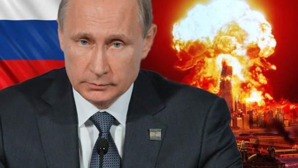 Путін може піти на крайні заходи у протистоянні із Заходом