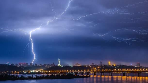 Погода в Украине 26 апреля