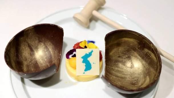Япония выразила ноту протеста Южной Корее из-за десерта