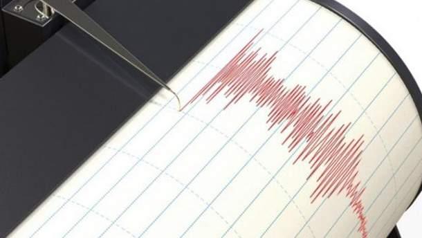 Землетрясение в Одессе 25 апреля 2018
