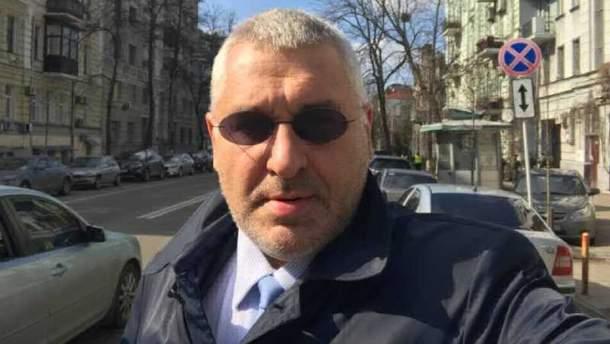Марк Фейгін більше не може захищати Романа Сущенка
