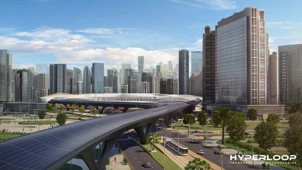 Hyperloop планують запустити вже через 2 роки