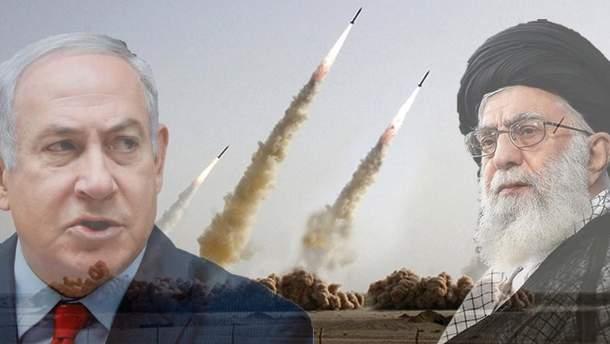 Россия провоцирует войну между Ираном и Израилем