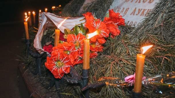 В Киеве почтили память жертв Чернобыльской катастрофы