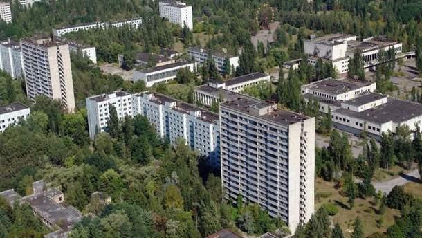Чорнобильська зона відчуження перетворюється на місце  нових прогресивних технологій і територію змін