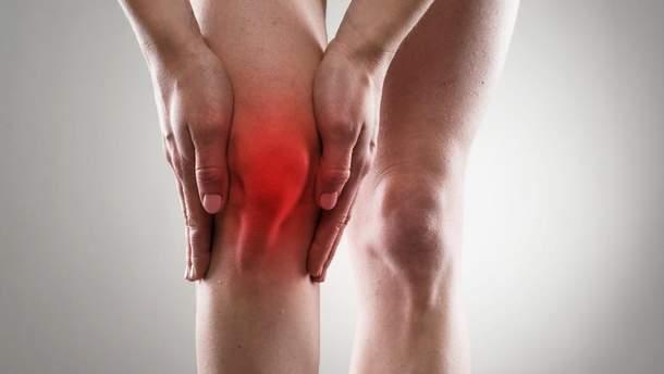 Біль у колінах