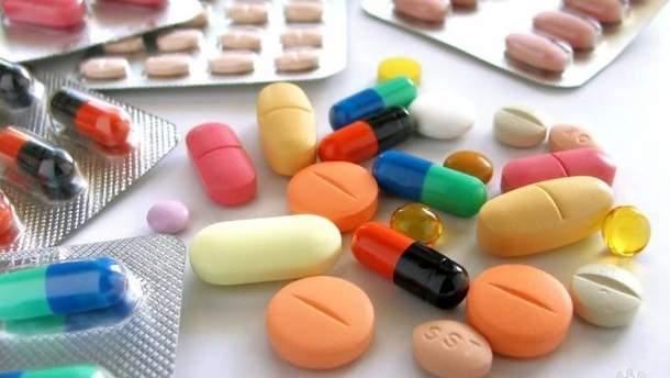 В Украине запретили ряд популярных препаратов
