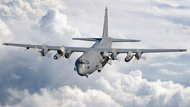 AC-130s