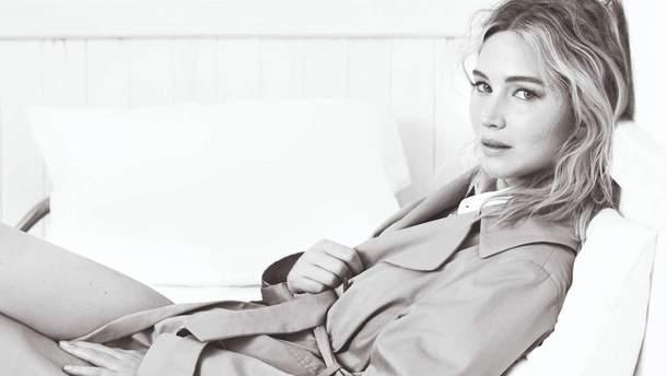 Дженніфер Лоуренс для Dior Magazine