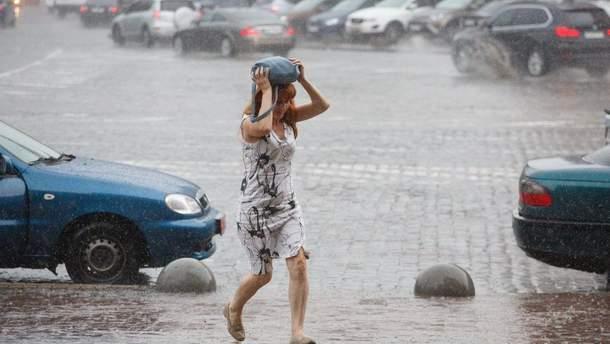 Погода в Украине на 27 апреля