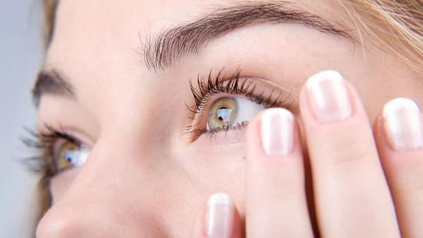 Біль у куточках очей може свідчити про серйозні захворювання
