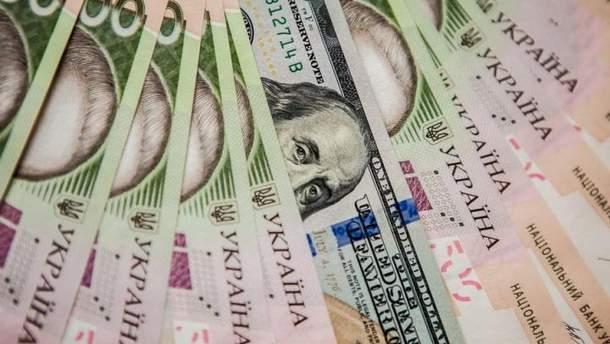 Курс валют НБУ на 27 квітня
