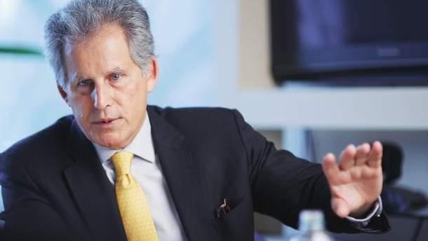 Заместитель главы МВФ Дэвид Липтон