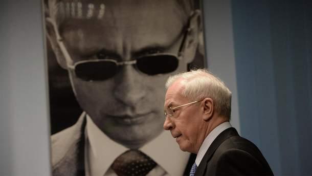 Азарова оставили в санкционном списке Совета ЕС