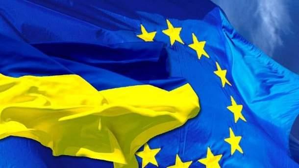 Более 60% украинцев поддержали бы вступление Украины в ЕС