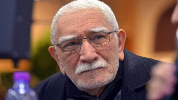 Армен Джигарханян вийшов з коми