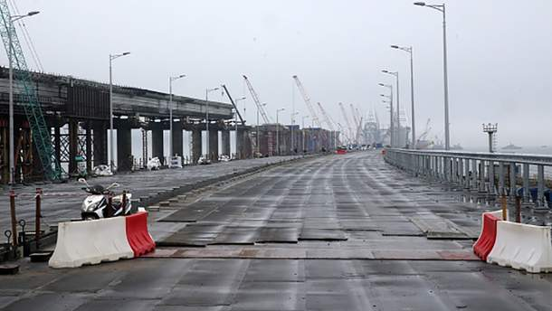 """Путін може взяти участь у відкритті """"Кримського мосту"""", – Пєсков"""