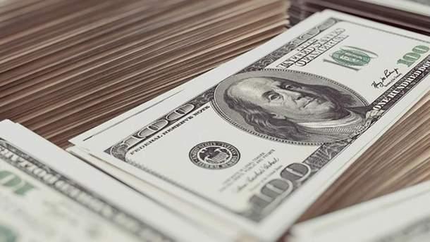 Готівковий курс валют 27 квітня в Україні