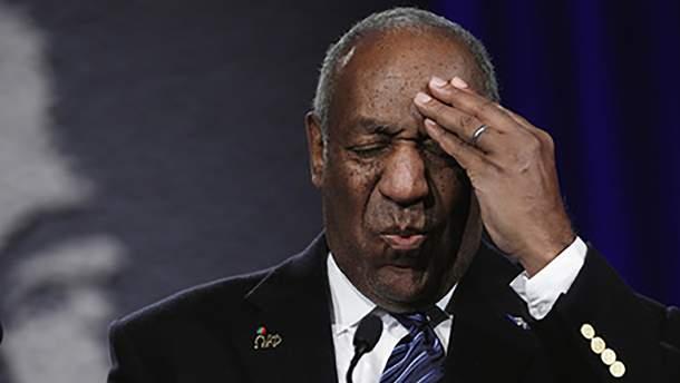 Білла Косбі визнали винним у згвалтуванні