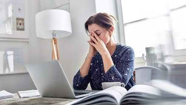 Вчені назвали умову, за якої підвищується рівень стресу
