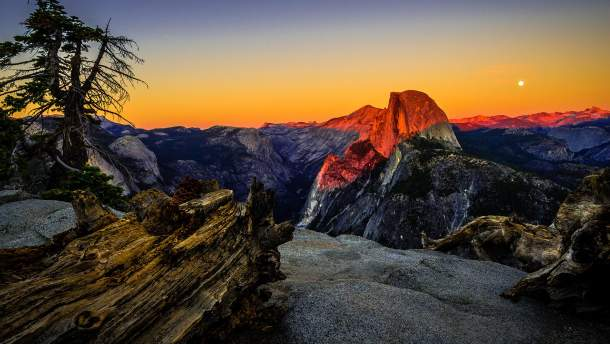 NASA показало невероятные фото известных национальных парков США