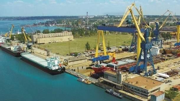 """В """"Укроборонпромі"""" вважають продаж  Миколаївського суднобудівного заводу незаконним"""