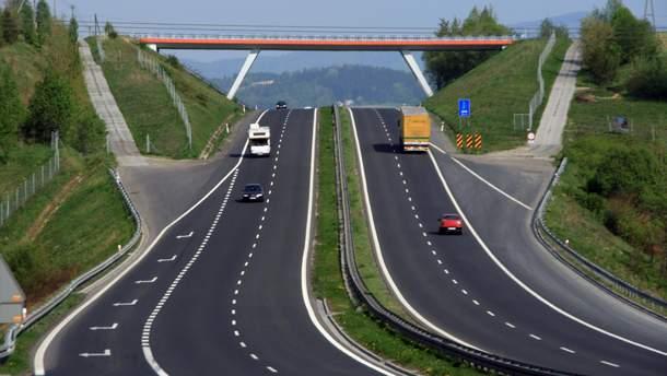 Ще одна платна дорога в Україні пролягатиме від Києва до Білої Церкви (ілюстративне фото)