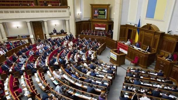 Інфографіка декларацій народних депутатів та антикорупціонерів