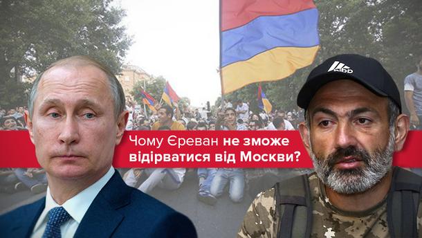 Революційна ситуація у Вірменії не призведе до глобальних змін в системі правління