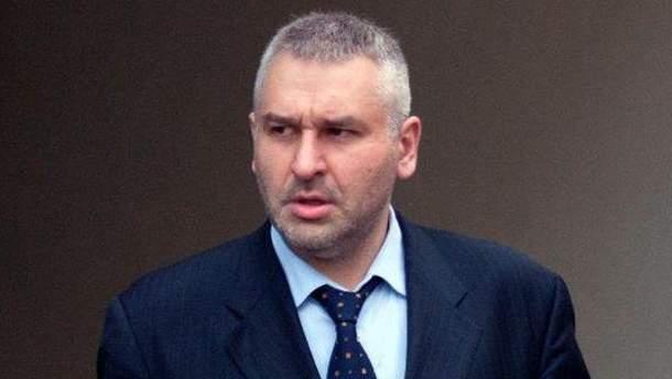 Фейгіна допустили до процесу над Сущенком в якості громадського захисника