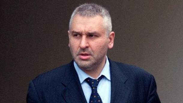 Фейгина допустили к процессу над Сущенко в качестве общественного защитника